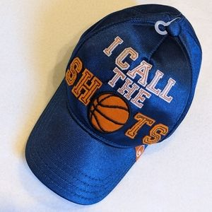 "Gymboree ""call the shots"" hat"